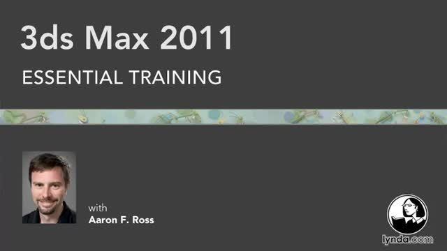 Lynda.com 3ds Max 2011 Essential Training