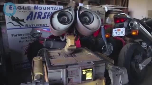 دنیای ربات ها(21)- این ربات خیلی جالب