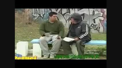 دوربین مخفی مردم آزاری درحد لالیگا خنده دار حتما ببین