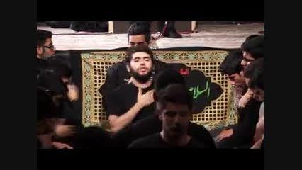 هیئت دانش آموزی صالحین آبادان محرم -مداحی4