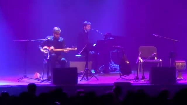 سامی یوسف - اجرای ترانه Go در کنسرت کپنهاگ 2015