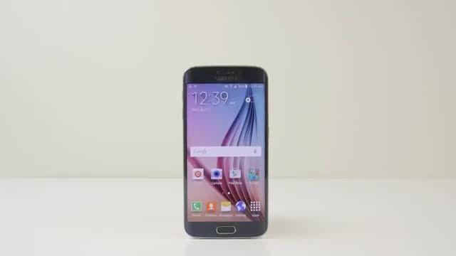مقیسه galaxy s6 edge و iphone 6