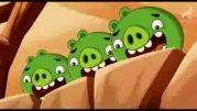 قسمت 23 انیمیشن angry birds toon 2013 - از دست ندید ...