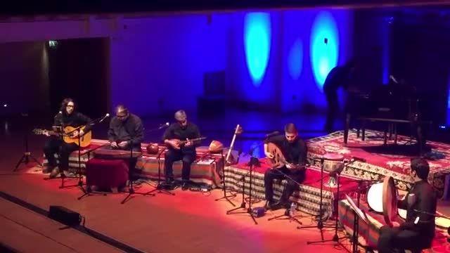 سامی یوسف - اجرای ترانه مرکز در کنسرت لندن 2015