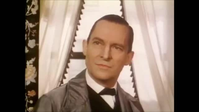 تجلیل از جرمی برت در نقش شرلوک هولمز