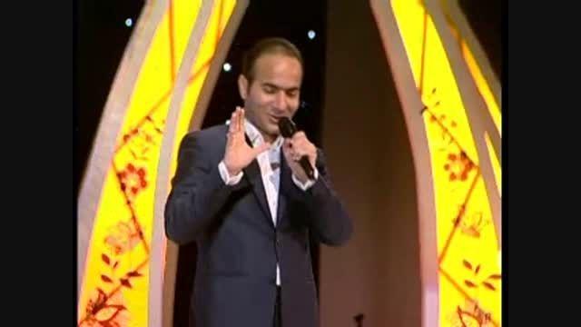 جوک و لطیفه های خنده دار و تقلید صدا حسن ریوندی - جدید