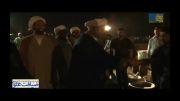 بازدیدحجت الاسلام حاجتی از طرح ضیافت علوی در اهواز