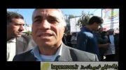 سونامی مردم پلدختر در راهپیمایی 22بهمن92