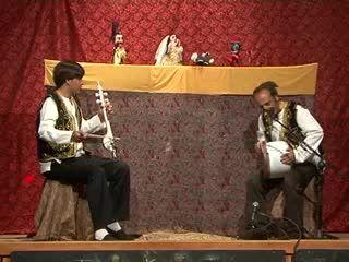 گروه تئاتر جزیره - نمایش سنتی جی جی بی جی - قسمت چهارم