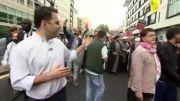 تظاهرات روز قدس در لندن