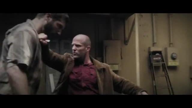 سکانس های مبارزه جیسون استاتهام در Wild Card 2015