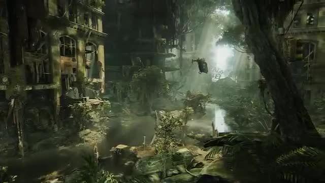 Crysis® 3 Official Gameplay Trailer - E3 2012