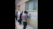طولانی ترین روزنامه دیواری- خراسان شمالی- نیکوکار