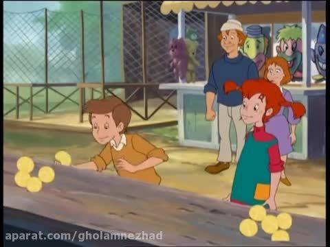 کارتون جالب و جذاب Pippi به زبان آلمانی