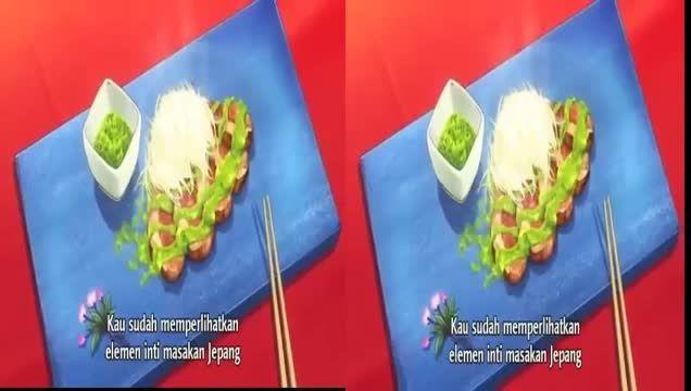قسمت 09 انیمه  Shokugeki no Souma