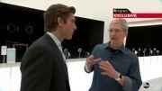 وقتی تیم کوک هم ساعت اپل را iWatch خطاب می کند!
