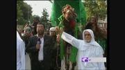 حتما ببینید/ جشن میزبانی نیشابوری ها از امام رضا (ع)