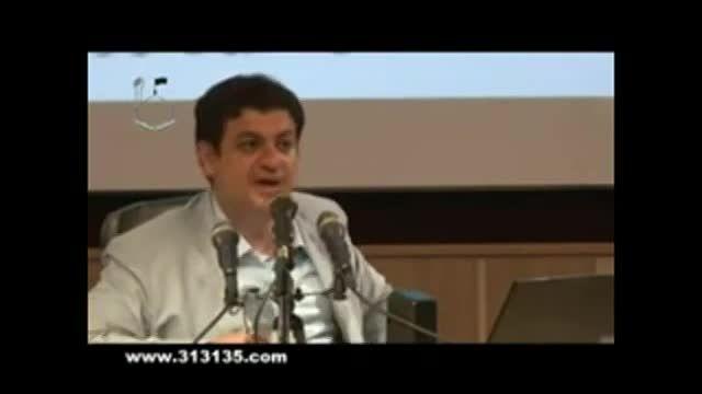 کلیپ سخنرانی استاد رائفی پور در مورد سیگار و قلیان