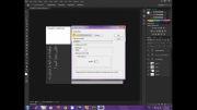 آموزش تبدیل هر لایه به فایل مجزا در فتوشاپ