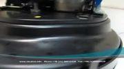 اسکرابر برقی- اسکرابر زمینشور- اسکرابر سرنشین دار- کف شور