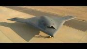 10. پهباد شناسایی و بمب افكن X-47B با ارتفاع پرواز 12 كیلومتر (برترین ربات ها robotic)