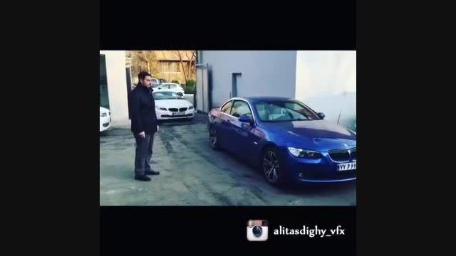 هر چیزی که از یک ماشین افتاب پرست باید انتظار داشت !!!