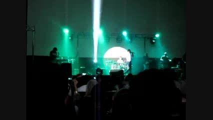 کنسرت بابک جهانبخش بوشهر تو چشمای منی