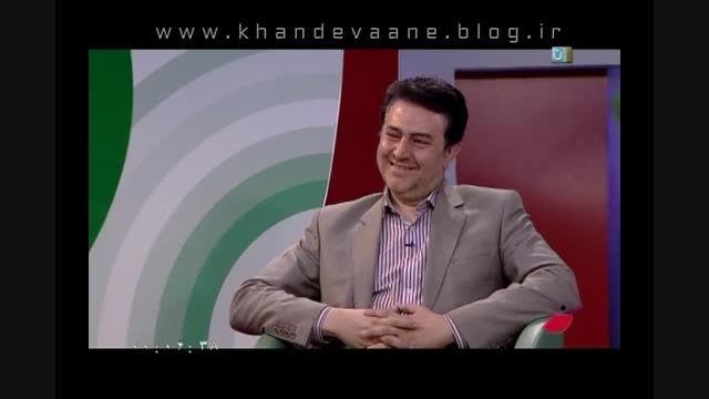 خندوانه، 29 خرداد 94، بهترین لبخند هفته