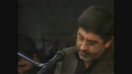 حاج محمد طاهری - مناجات با امام زمان (عج) صفر 87