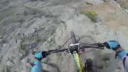 دوچرخه سواری در کوه