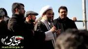 پناهیان: تشییع پیكر شهید حسن شاطری