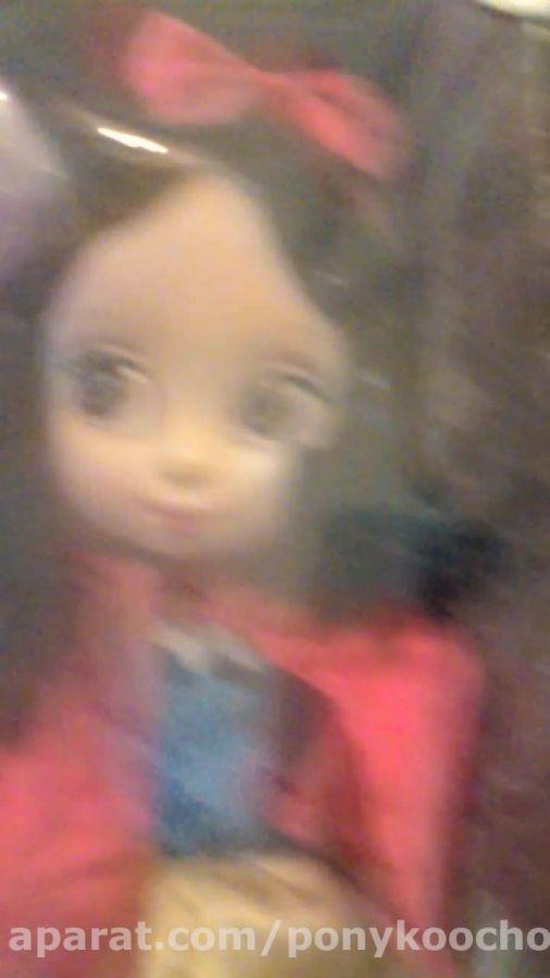 عروسک سفىد برفى من تقدىم به سوناتا و آرزو