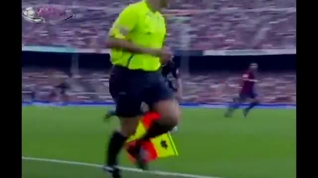 هایلایت کامل بازی لیونل مسی مقابل لوانته (2006)