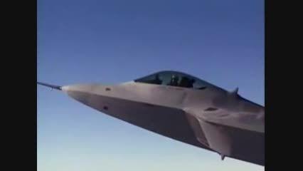 جنگنده های YF-23 و F-22