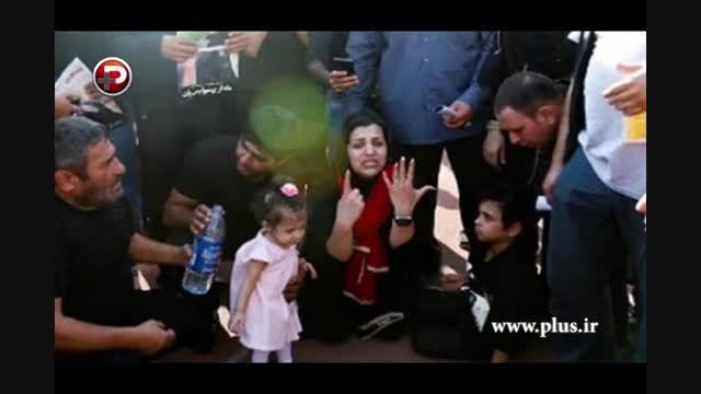 توضیحات عکاس جنجالی ترین عکس از همسر هادی نوروزی