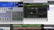 آهنگ شاد (دل شده کاسه خون)ارگ زدن با کامپیوتر با نوازندگی خودم