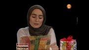 متن خوانی سهیلا گلستانی و خیلی  خوشحالم ِ محمد علیزاده