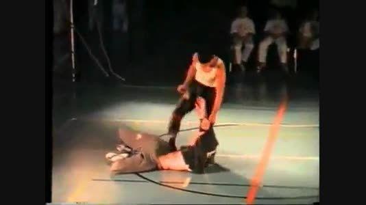 نمایشی جذاب از دفاع شخصی وینگ چون کونگ فو