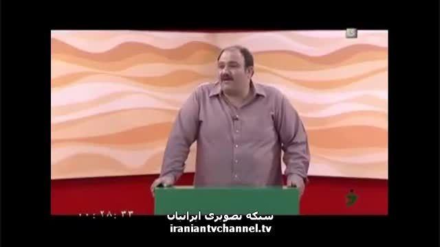 استندآپ کمدی خنده دار مهران غفوریان و برادرش در خندوانه