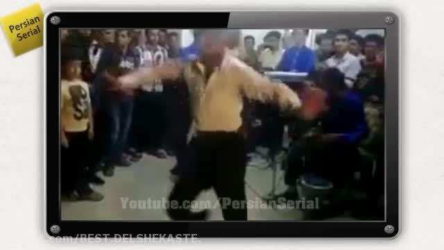 رقص قاسم جکسون | کلیپ های جالب و خنده دار ایرانی