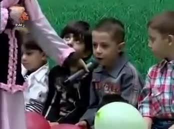 سوتی در برنامه کودک شبکه سهند