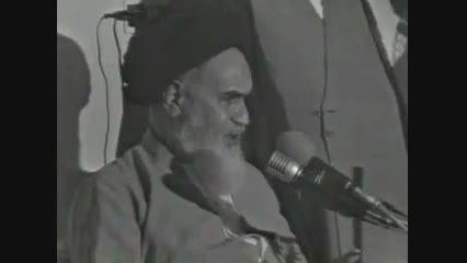 سخنان امام خمینی (ره) درباره آزادی در تمدن اسلام