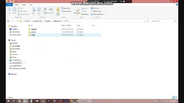 آموزش نصب پلاگین scs در نرم افزار Blender