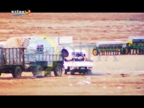 روابط دوستانه بین داعش و ترکیه