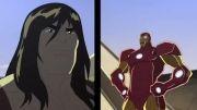 انیمیشن سریالی Hulk and The Agents Of S.M.A.S.H |قسمت 3-بخش1