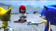 SONIC 2006:SONIC'S STORY EP 2 : MISTIRIOUS FUTURE