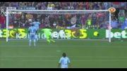 گل ها و خلاصه بازی بارسلونا 6-0 گرانادا