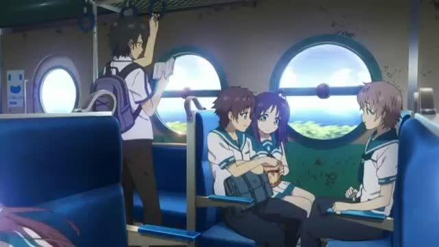 Nagi no Asukara - Are We There Yet (AMV)