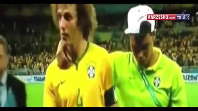 تلخ ترین لحظات ستارگان فوتبال