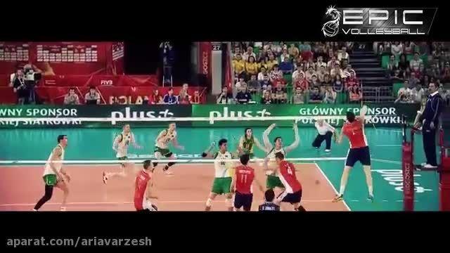 ستارگان والیبال جهان - مت اندرسون - آریاورزش